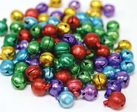 Factory Direct Craft Ultra Tiny Assorted Metallic Colored for sale  Delivered anywhere in USA