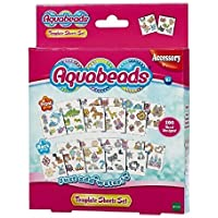 Aquabeads 79268 Template sheets set