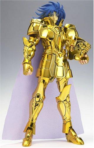 Bandai Saint Seiya Saint Cloth Myth Gold Cloth Gemini Saga Action Figure