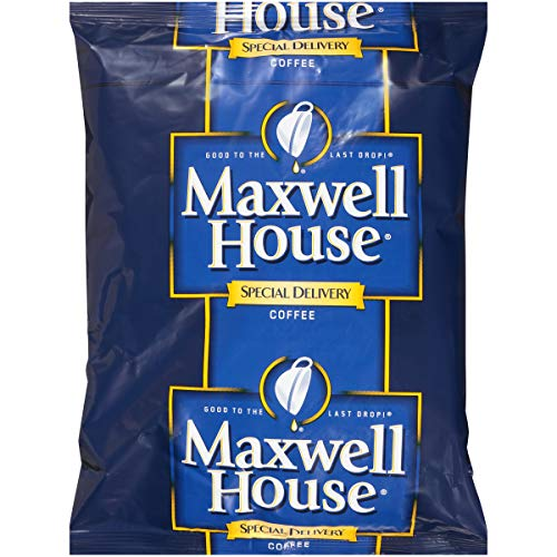 Maxwell House Special Delivery Cafe, 1.4 oz. pack, Pack of 112