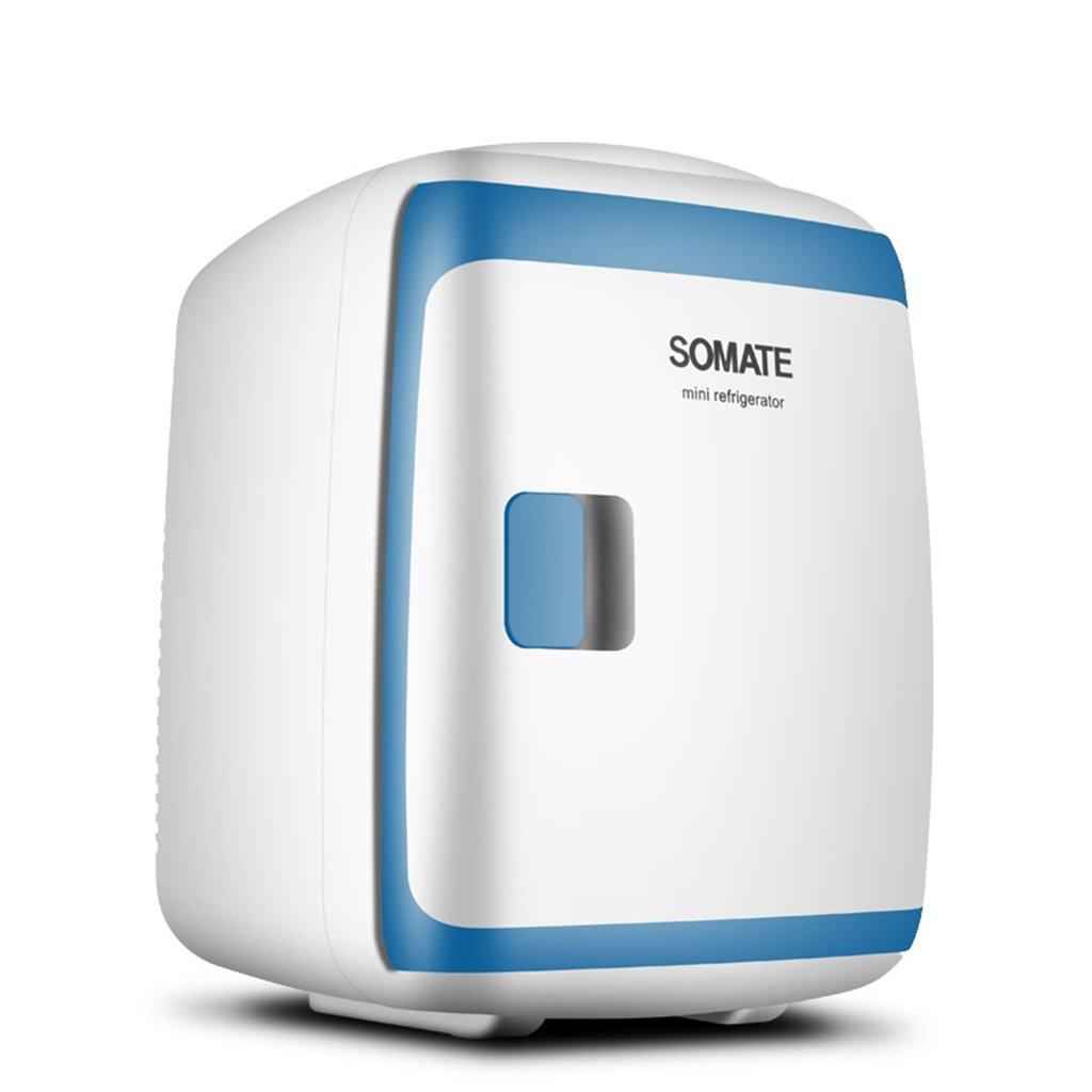Car Refrigerators YXGH@ 13L 12V DC 220V AC Refrigeration Heating Mini Fridge Small Home Micro Refrigerator Car Dual-use Refrigerator Dimensions: 272937cm Internal Size: 201627.5cm Automotive Access
