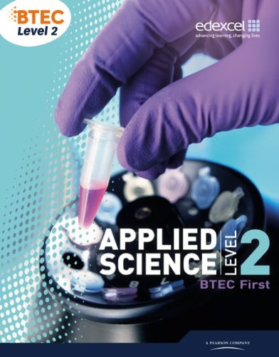 Read BTEC Level 2 First Applied Science Student Book PPT