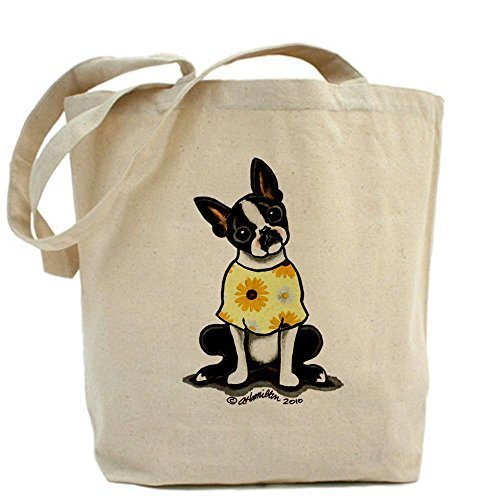 CafePress diseño único Sunny Boston bolso – estándar Multi-color por CafePress
