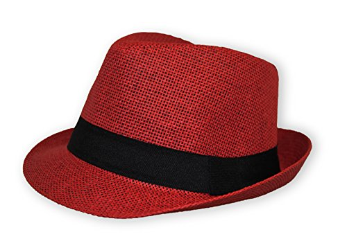 Blue Ocean Women Straw Fedora product image