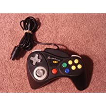 InterAct SuperPad 64 Controller Blue - Nintendo 64