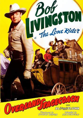 Overland Stagecoach -