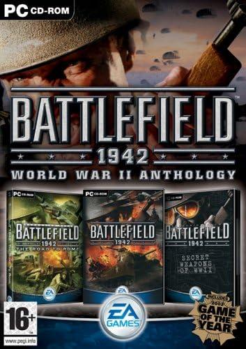 Import Anglais]Battlefield 1942 The WWII Anthology Game PC: Amazon.es: Videojuegos