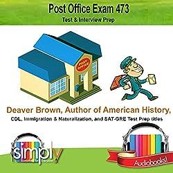 Post Office Exam 473