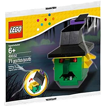 Amazon.com: LEGO Witch 40032 Halloween: Toys & Games