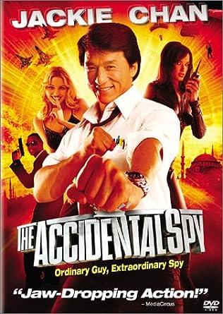 Amazon Com The Accidental Spy Jackie Chan Eric Tsang Vivian