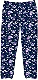 Crush Young Girls Teen Print Leggings in 8 Fun Colorful Patterns in 6 Sizes (6X, 24102 Navy)