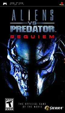 Aliens vs. Predator Requiem - Sony PSP