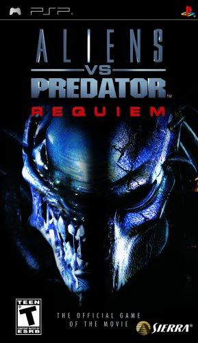 Aliens vs. Predator Requiem - Sony (Psp Movie Stand)
