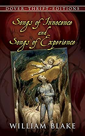Amazon Songs Of Innocence And Songs Of Experience Dover Thrift