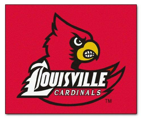 (Fanmats Louisville Cardinals Tailgater)
