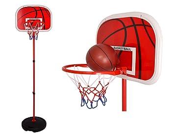 Desconocido H+H - Canasta de Baloncesto para niños: Amazon ...