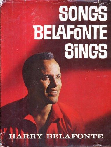 Songs Belafonte Sings