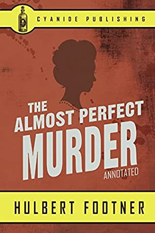 book cover of The Almost Perfect Murder