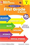 Review Book-First Grade in Review, Robyn Silbey and Tamara S. Mcnamara Gilbert, 0880129506