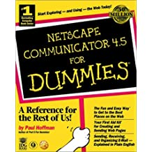 Netscape Communicator 4.5 For Dummies
