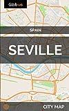 Seville, Spain - City Map