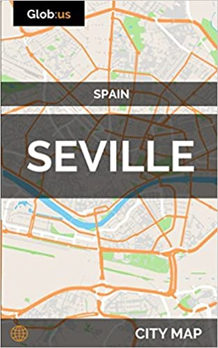 City Map Seville Spain