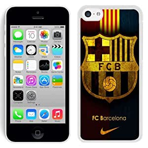 Grace Protactive iphone 6 4.7 Case Design with Fc Barcelona White Cell Phone Case for iphone 6 4.7