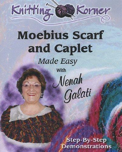 Moebius Scarf (Knitting Korner: Moebius Scarf and Caplet with Nenah)