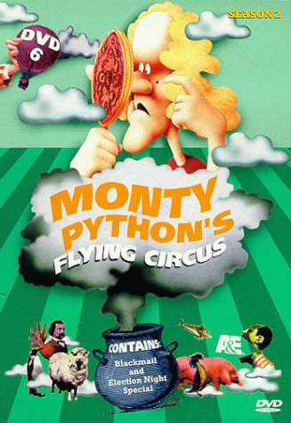 Monty Python's Flying Circus, Disc 6 by A&E HOME ENT.