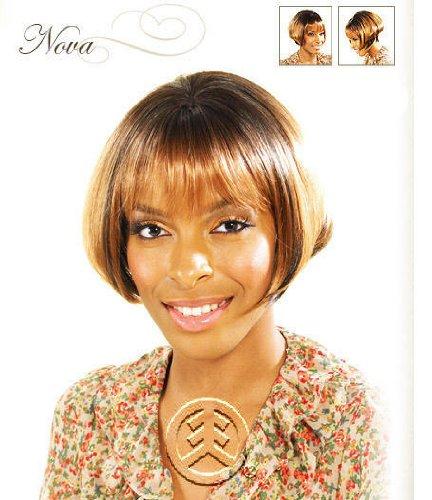 Junee Fashion Manhatten Style Wig Nova Color: 2