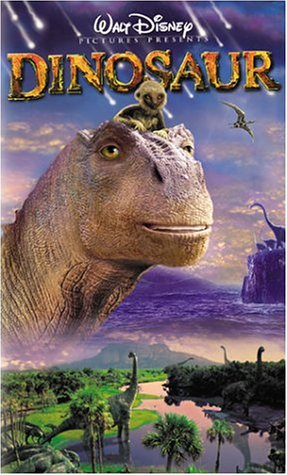 Dinosaur [VHS] (The Boy And The Beast Collectors Edition)