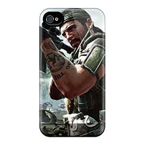 Faddish Phone Call Of Duty Case For Iphone 4/4s / Perfect Case Cover
