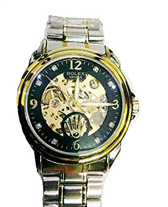 f2cd62c16fd Buy ROLEX WATCH Online at Low Prices in India - Amazon.in