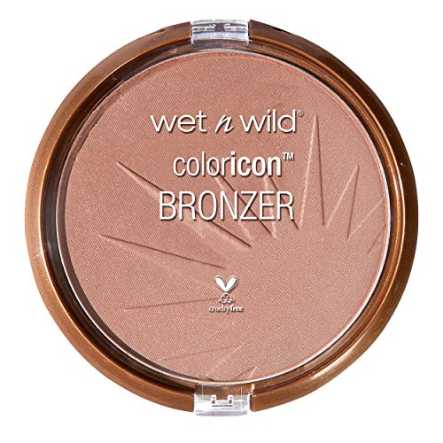 Price comparison product image Wet n Wild Color Icon Bronzer SPF 15, 740 Bikini Contest