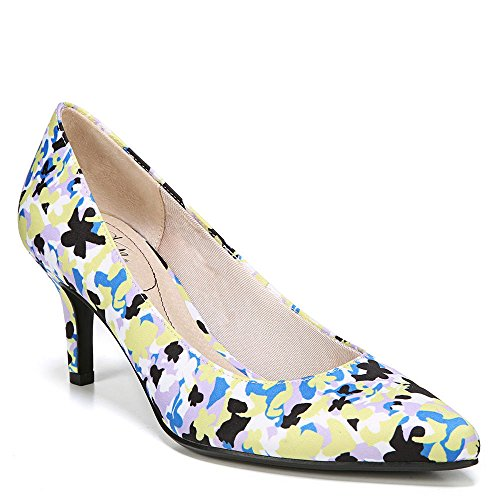 Dress Women's LifeStride Sevyn Black Multi Pump YEwgR