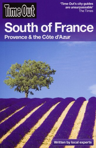 Time Out South of France: Provence and the Côte d'Azur (Time Out Guides)