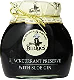 Mrs Bridges Preserve with Sloe Gin, Blackcurrant, 12 Ounce