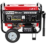 Durostar DS4400E, 3500 Running Watts/4400 Starting Watts, Gas Powered Portable Generator