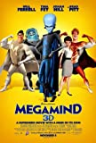 Megamind Movie Poster (11 x 17 Inches - 28cm x 44cm) (2010) Style J -(Brad Pitt)(Jonah Hill)(Will Ferrell)(Tina Fey)