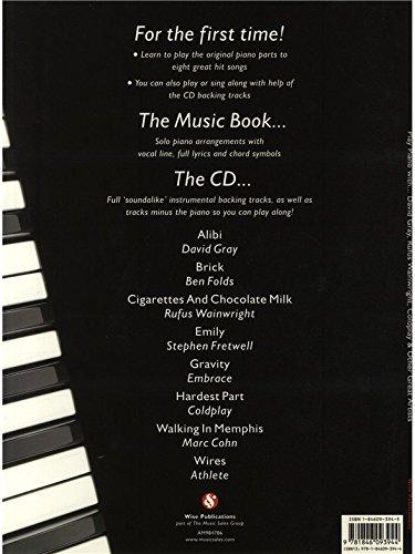 Play Piano With    David Gray, Rufus Wainwright, Coldplay