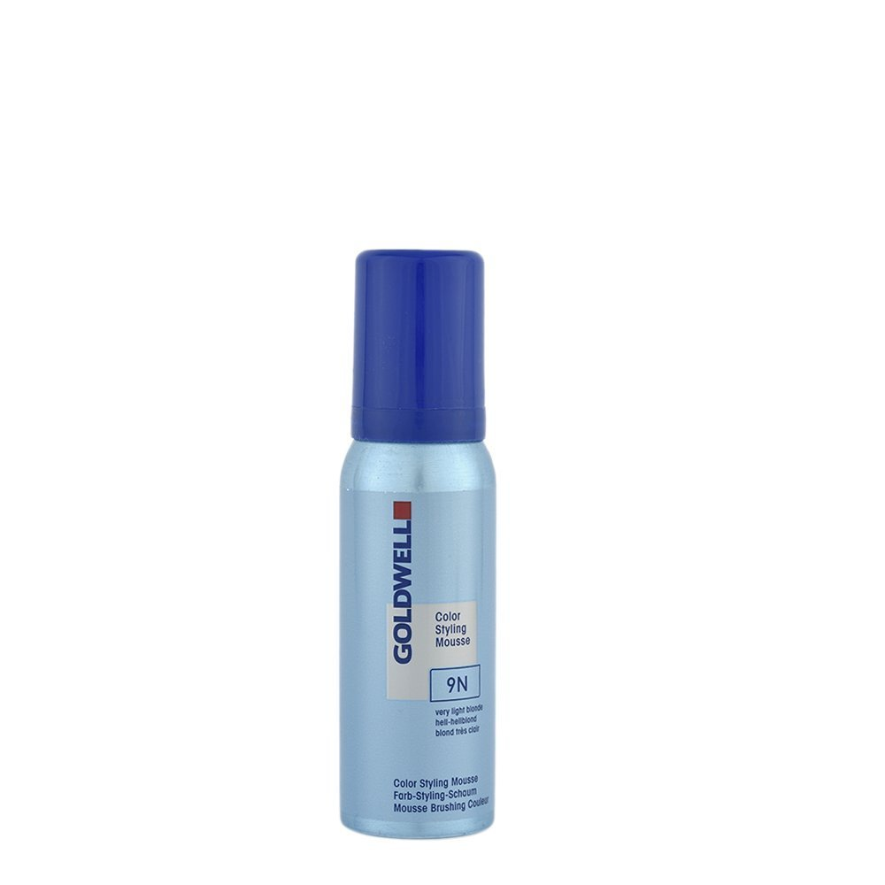 Colorance by Goldwell Color Mousse 9N Blonde 75ml 11248