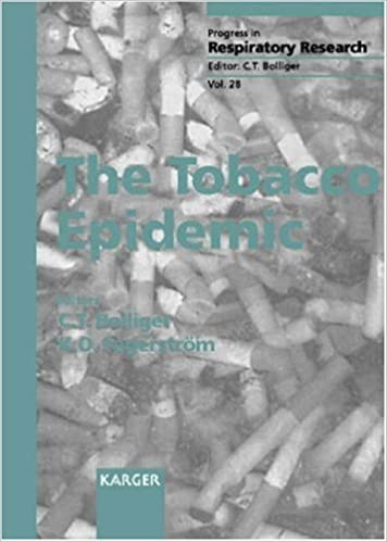 The Tobacco Epidemic (Progress in Respiratory Research, Vol.