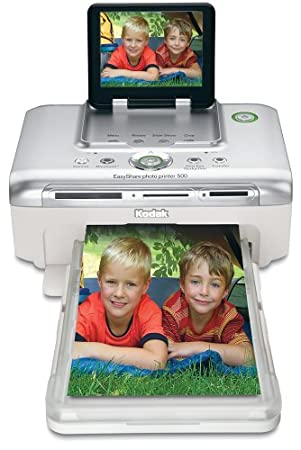 Amazon.com: Kodak EasyShare Photo Printer 500 (suspendido ...