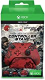 Controller Gear Gears of War 4 Crimson Omen - Limited Edition Controller Stand v2.0 - Red - Xbox One