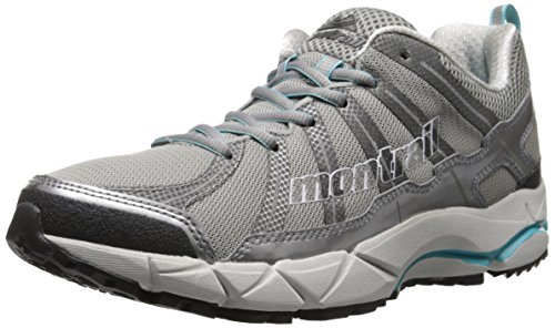 Montrail Womens Fluidfeel St Shoeed Running Shoe Dove / Oyster