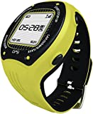 Posma W3 GPS Running Cycling Hiking Multisport Watch Navigation ANT+ Strava MapMyRide/MapMyRun (BHR20 Heart Rate Monitor and BCB20 Speed/Cadence Sensor Bundle Option Available) Yellow