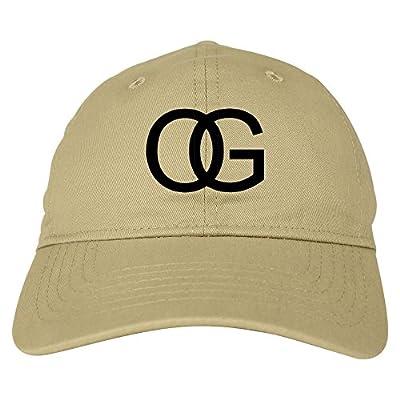 Kings Of NY OG Original Gangsta 6 Panel Dad Cap Hat