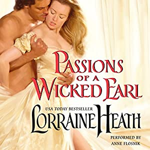 Passions of a Wicked Earl Audiobook