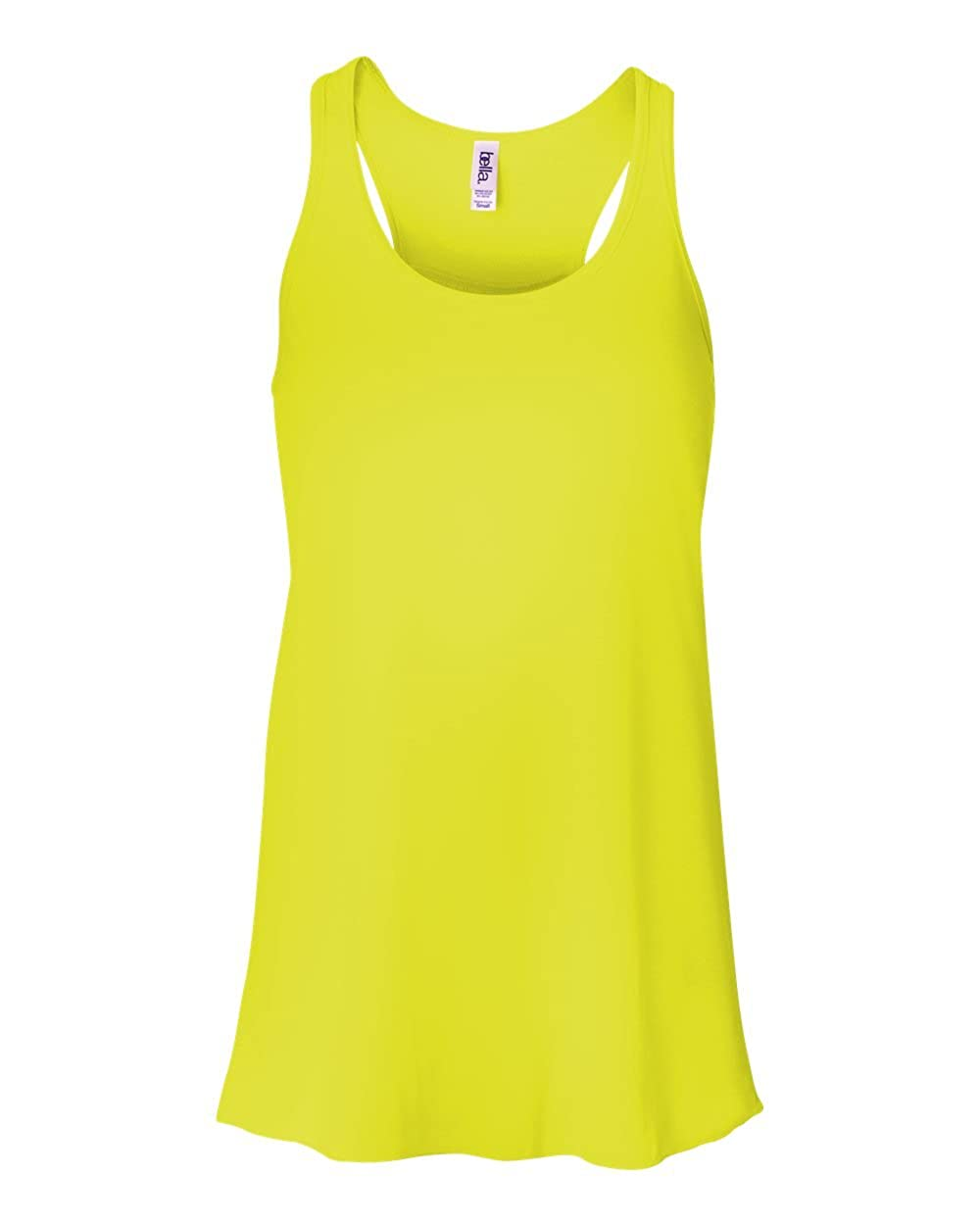Bella+Canvas Trendy Women's Flowy Racerback Tank 87405