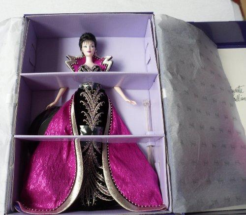Mattel Barbie Collectibles (2003 Barbie Collectibles - Bob Mackie The Red Carpet Collection - Brunette Brilliance Barbie)